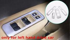 For Nissan Qashqai 2008-2013 Door Handle Holder Window Lift Switch Cover Trim
