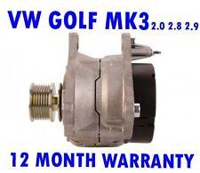 FITS VW GOLF MK3 MK III 1H1 2.0 2.8 2.9 VR6 SYNCRO 1992 1993 - 1997 ALTERNATOR