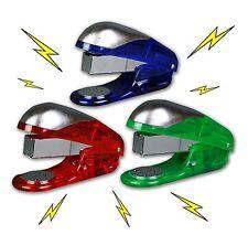 Stapler Shocking Toys Electric Shocker Fake Gag Gift Trick Office Prank Joke Fun