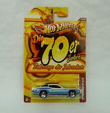 HotWheels Diecast Cars of the Decades (The 70's) '71 Plymouth GTX - NEW & Sealed