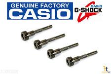 CASIO G-Shock GWG-1000 Stainless Steel (Gun Metal) Watch Band Screw (QTY 4)