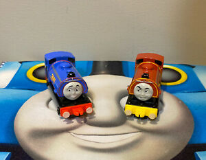 Wilbert & Sixteen - 1998 - Vintage Ertl Thomas & Friends Railway Train #16 EUC!