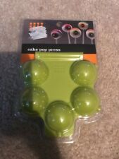 Sweet Creations By Good Cook Round Cake Pop Press Mold