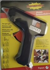 Pistola termoselladora  supertites de silicona caliente 7mm . Envio España.