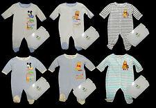 Schlafanzug Strampler Disney Winnie Pooh Mickey Maus Nicki 50 56 62 Geburt