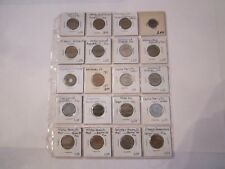 119 METAL TOKENS - COLLECTIBLE - RARE - METAL - FIND YOUR TREASURES - LOT #7
