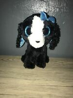 """TY Beanie Boos Tracey the Dog Soft Plush Toys Approx 7"""""""