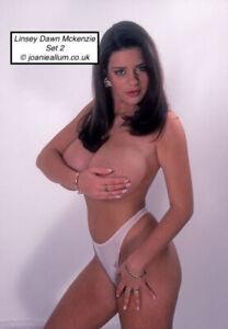 Sexy Babe Linsey Dawn Mckenzie - 5 Pin-Up Photos. (Set 2)
