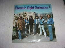 Self Titled :Electric Light Orchestra (Vinyl 1982 Belgium)  LP 33 Album ELO