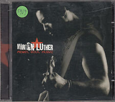 MARTIN LUTHER - rebel soul music CD
