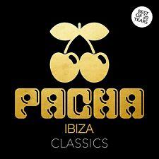 PACHA IBIZA-CLASSICS (BEST OF 20 YEARS; AXWELL, SAFRI DUO, AVICII,...) 3 CD NEUF