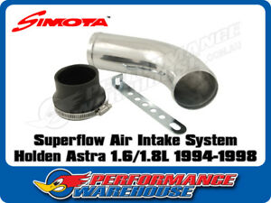 SIMOTA SUPERFLOW AIR INTAKE SYSTEM HOLDEN ASTRA 1.6/1.8L 1994-1998