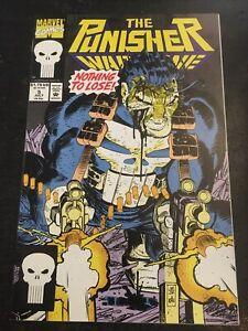 Punisher:War Zone#5 Incredible Condition 9.4(1992) Romita.jr Art