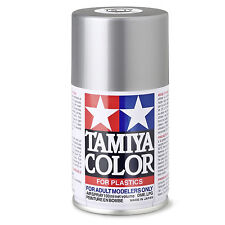Aluminium Brillant Spray de 100ml-tamiya Ts17