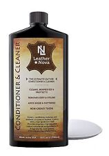 Leather Nova Conditioner Cleaner Cars, Jackets, Handbags, Shoes