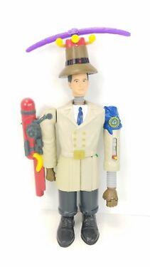 Inspector Gadget 1999 Disney McDonalds Toy Promotion 14 action Figure 99 comp