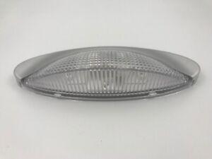 Caravan / Motorhome - Ring Premium Halogen  Awning Lamp - Silver - RC7810