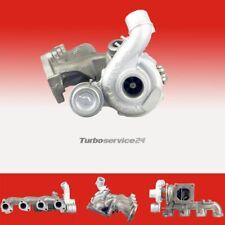 Turbolader Ford Fiesta 1.8 DI 75 PS 703863-5002S 802419-5001S YS6Q6K682BC TURBO