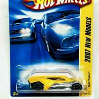 2007 Hot Wheels New Models 36/36 Split Vision Yellow OH5sp 36/180 New Sealed