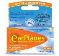 Cirrus EarPlanes Childrens and Small Junior Ears Earplugs - 1 Pair Kids plugs