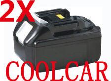 2 Batteries For Makita 18V B Li-ion 3.0Ah BHP451 LXT400 BJR182 BTL063 BL1830 OZ