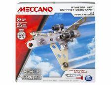 Meccano Starter Set-Jet