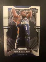 2019-20 prizm zion williamson 248