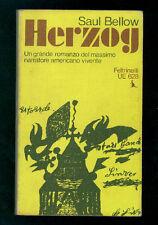 BELLOW SAUL HERZOG FELTRINELLI 1976 II° EDIZ. UNIVERSALE ECONOMICA