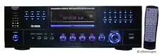 PYLE PRO 1000 WATT HOME STEREO RECEIVER w/ BUILT IN CD/DVD/MP3/USB PD1000A NEW