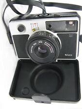 RARE COLLECTORS ITEM Marrone Fotocamera NIZO 1000 design R. Oberheim 1968
