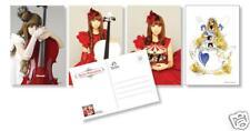 Kanon Wakeshima - Postcard Collection