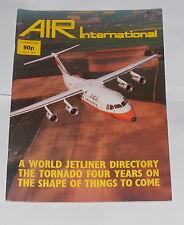 AIR INTERNATIONAL SEPTEMBER 1984 VOLUME 27 NO.3 - THE TORNADO FOUR YEARS ON