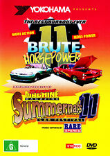 OFFICIAL Street Machine SUMMERNATS 11 DVD! V8s Burnouts