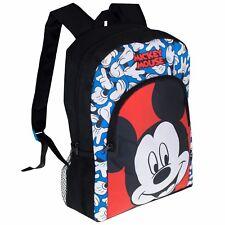 Mochila De Mickey Mouse | Niños Disney Mickey Mouse Deporte Bolso | Bolsa De Mickey Mouse