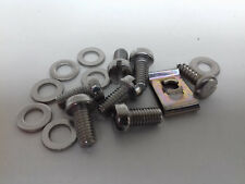 VESPA SMALLFRAME PRIMAVERA 90 ET3 50 SPECIAL PK FLYWHEEL COWLING SLOTTED SCREWS