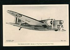 Aircraft Air Force Canada DOUGLAS DIGBY Bomber Royal Canadian Air Force RP PPC