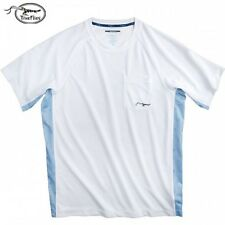 True Flies Turtle Bay II Fishing Shirt - UPF 30+ Short Sleeve - Color Ibis - L