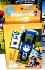 2006 Bandai Digivice iC Blue With Digimon iD  Savers Japan Brand New