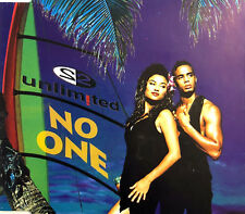 2 Unlimited Maxi CD No One - Germany (EX+/EX+)