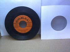 Old 45 RPM Record - Coral 9-61956 - Don Cornell - Keep God in the Home / I've Go