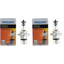 Philips High Beam and Low Beam Light Bulb for Honda Odyssey Fit Element co