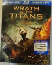 Wrath of the Titans (Blu-ray Disc, 2012, Canadian Bilingual) w/slipcover