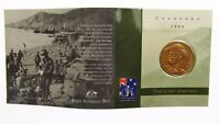 1999 The Last Anzacs One Dollar C Mint Mark Uncirculated Coin