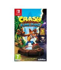 Juego Nintendo switch Crash Bandicoot N.sane Tri