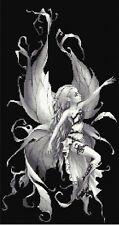 Grey Fairy Counted Cross Stitch Kit. Fantasy / Fairys
