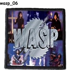 WASP  Patch  4x4 inche (10x10 cm) new