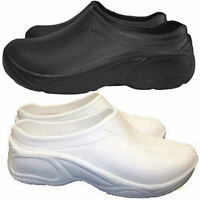 Nursing Womens Comfortable Strapless Lightweight  Slip Resistant Clogs Shoes