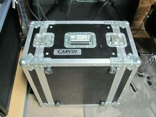 6u rack case made by Carvin in good used condition.