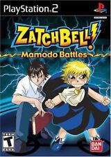 Zatch Bell! Momodo Battles PS2 New playstation_2