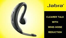 JABRA WAVE BT3040 WIRELESS BLUETOOTH HEADSET WIND NOISE REDUCTION BLACK only